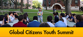 Global Citizens Youth Summit(GCYS)